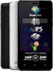 Telefon Mobil Allview A5 Quad Plus Dual SIM 4G White