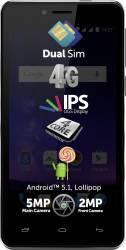 Telefon Mobil Allview A5 Quad Plus Dual SIM 4G Black