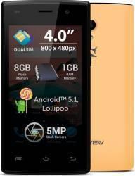 Telefon Mobil Allview A5 Ready Dual Sim Orange