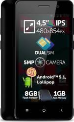 Telefon Mobil Allview A6 Duo Dual SIM Black