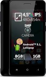Telefon Mobil Allview C6 Duo Black