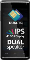 Telefon Mobil Allview E2 Living Dual-Sim Black Telefoane Mobile