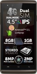 Telefon Mobil Allview E3 Living Dual SIM 4G Black