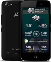 Telefon Mobil Allview P5 Lite 8GB Dual Sim 4G Black Telefoane Mobile
