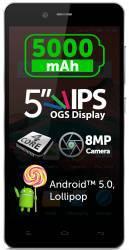 Telefon Mobil Allview P6 Energy Dual SIM Black