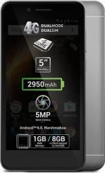Telefon Mobil Allview P6 Energy Mini Dual Sim 4G Grey Telefoane Mobile