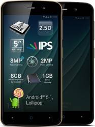 Telefon Mobil Allview P6 Lite Dual Sim Brown