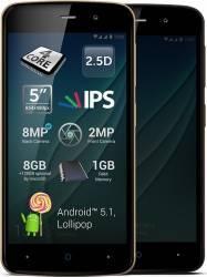 Telefon Mobil Allview P6 Lite Dual Sim Gold
