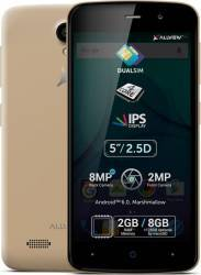 Telefon Mobil Allview P6 Plus Dual Sim Gold Telefoane Mobile