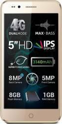 Telefon Mobil Allview P6 Pro Dual SIM 4G Gold