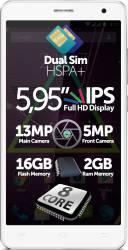 Telefon Mobil Allview P6 Qmax Dual SIM White