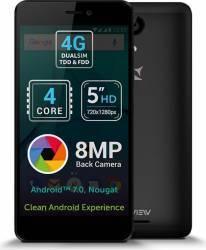 Telefon mobil Allview P7 Lite 8GB Dual Sim 4G Dark Gray Telefoane Mobile