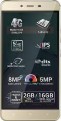 Telefon Mobil Allview P7 PRO 16GB Dual Sim 4G Gold Telefoane Mobile