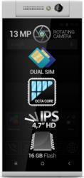imagine Telefon Mobil Allview P7 Xtreme Dual Sim White p7xtremew