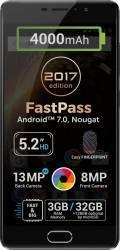 Telefon Mobil Allview P9 Energy Lite 2017 32GB Dual SIM 4G Black Telefoane Mobile