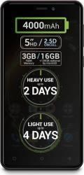 Telefon Mobil Allview P9 Energy Mini 16GB Dual Sim 4G Mocha Gold telefoane mobile