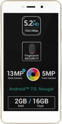 Telefon mobil Allview P9 Life 16GB Dual Sim 4G Gold Telefoane Mobile