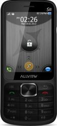 Telefon Mobil Allview Simply S5 Dual SIM Black