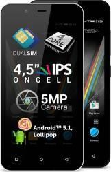 Telefon Mobil Allview V2 Viper E Dual Sim Black Telefoane Mobile
