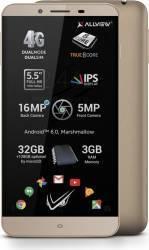 Telefon Mobil Allview V2 Viper S 32GB Dual Sim 4G Gold Telefoane Mobile