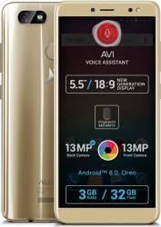 Telefon mobil Allview V3 Viper 32GB Dual Sim 4G Gold Telefoane Mobile