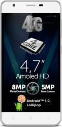 Telefon Mobil Allview Viper V2 Dual SIM 4G White