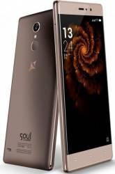 Telefon Mobil Allview X3 Soul Style Dual Sim 4G Mocha Gold