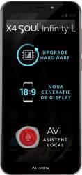 Telefon mobil Allview X4 Soul Infinity L 16GB Dual SIM 4G Mocca Gold Telefoane Mobile