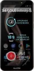 Telefon mobil Allview X4 Soul Infinity S 16GB Dual SIM 4G Mocca Gold Telefoane Mobile