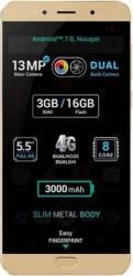 Telefon Mobil Allview X4 Soul LITE3 16GB 4G Dual Sim Gold Telefoane Mobile