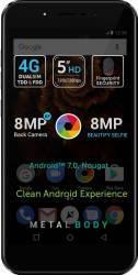 Telefon Mobil Allview X4 Soul Mini S 16GB Dual SIM 4G Black Telefoane Mobile