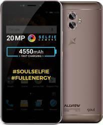 Telefon Mobil Allview X4 Soul Xtreme 64GB 4G Dual Sim Mocha Gold Telefoane Mobile
