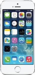 Telefon Mobil Apple iPhone 5S 16GB Silver Renewd Telefoane Mobile