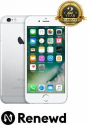 Telefon Mobil Apple iPhone 6s 16GB Silver Renewd Telefoane Mobile