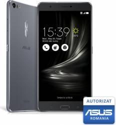 Telefon Mobil Asus Zenfone 3 Ultra ZU680KL 64GB Dual Sim 4G Gray (Autorizat Asus Romania)