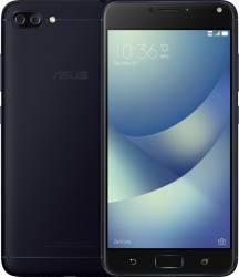 Telefon mobil Asus Zenfone 4 Max ZC554KL 32GB Dual SIM 4G Black Telefoane Mobile