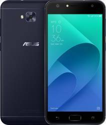 Telefon mobil Asus Zenfone 4 Selfie ZD553KL 64GB Dual SIM 4G Deepsea Black Telefoane Mobile