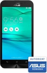 Telefon Mobil Asus Zenfone Go ZB500KG 8GB Dual Sim Black (Autorizat Asus Romania) Telefoane Mobile