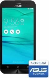 Telefon Mobil Asus Zenfone Go ZB500KL 16GB Dual Sim 4G Black Autorizat Asus Romania Resigilat Telefoane Mobile