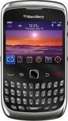 Telefon Mobil Blackberry 9300 3G Black