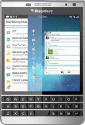 Telefon Mobil BlackBerry Passport Dallas 4G Silver Edition Resigilat