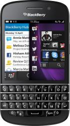imagine Telefon Mobil BlackBerry Q10 3G Black. 69571_resigilat