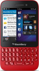 Telefon Mobil BlackBerry Q5 Red Resigilat