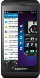 Telefon Mobil BlackBerry Z10 Black cu 4G