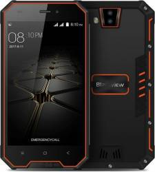 Telefon mobil Blackview BV4000 Dual Sim Sunshine Orange Telefoane Mobile
