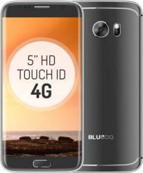 Telefon Mobil Bluboo Edge 16GB Dual Sim 4G Black + Husa si Folie Sticla Telefoane Mobile