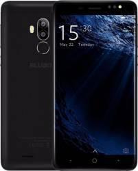 pret preturi Telefon mobil Bluboo D1 16GB Dual Sim 3G Black + Husa + Folie Sticla