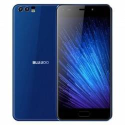Telefon Mobil Bluboo D2 8GB Dual SIM 3G Albastru + include HUSA Plastic si Folie Sticla Telefoane Mobile