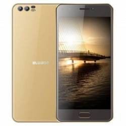 Telefon Mobil Bluboo D2 8GB Dual SIM 3G Gold + BONUS: Husa si Folie Sticla Telefoane Mobile