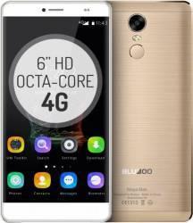 Telefon Mobil Bluboo Maya Max 32GB Dual Sim 4G Gold + Husa Telefoane Mobile